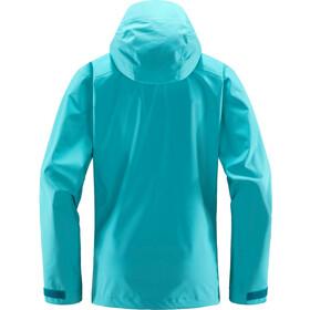 Haglöfs Spate Jacket Women maui blue